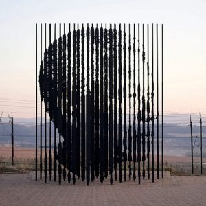 Mandela Memorial Sculpture