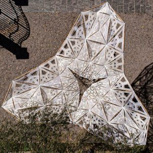 Digital Bamboo Pavilion