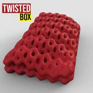 Twisted Box Grasshopper3d Pufferfish