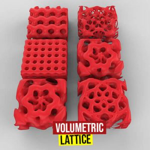 Volumetric Lattice Grasshopper3d