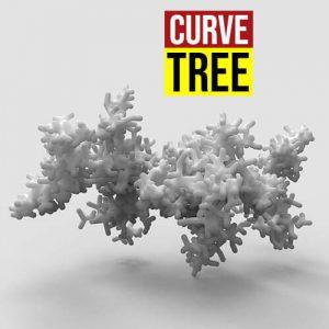 Curve Tree Grasshopper3d Anemone Dendro Plugin