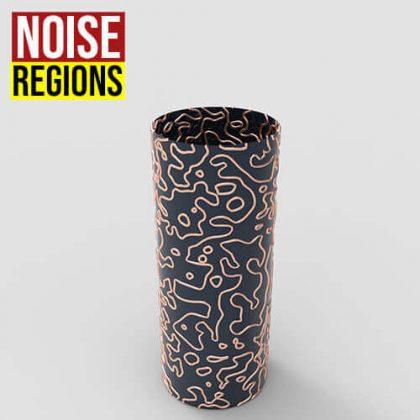 Noise Regions Grasshopper3d