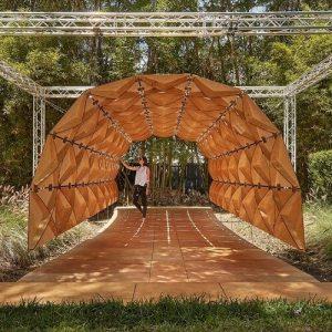 Kinematic Pavilion