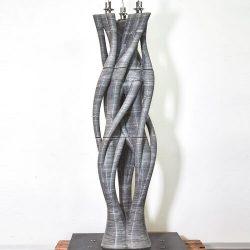 Eggshell: Ultra-Thin 3D Printed Formwork