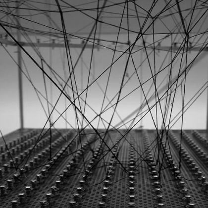 Spatial Nets Computational and Material Study