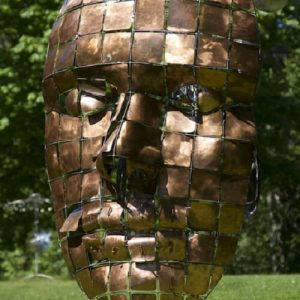 About Face Kinetic Sculpture