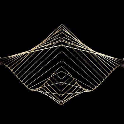 Square Wave Kinetic Sculpture