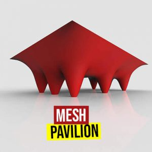 Mesh Pavilion Grasshopper3d Stella3d Plugin