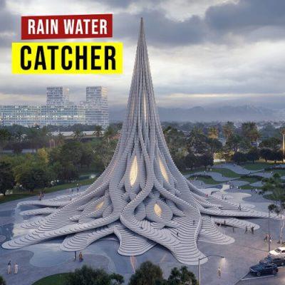 Rain Water Catcher