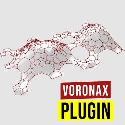 Voronax Grasshopper3d Plugin