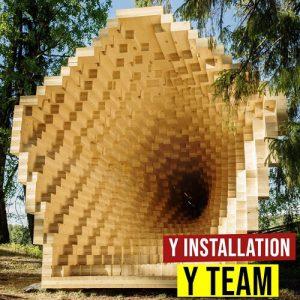 Y Installation