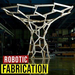 Robotic Fabrication Simulation