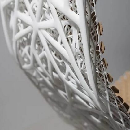 Shapes of Sweden Biomimicry 3D Printing