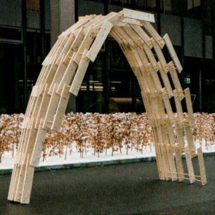 Cooperative Robotic Fabrication