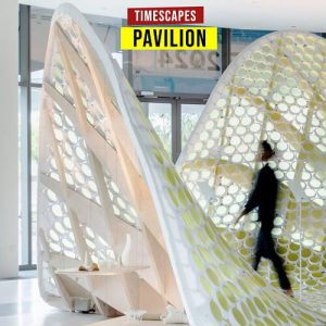 Timescapes 3D Printed Pavilion