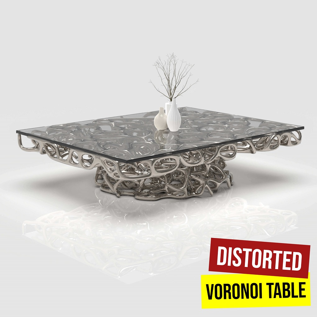 Distorted Voronoi Table