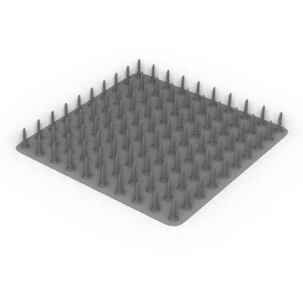 Elastic Grass Simulation