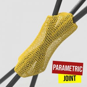 Parametric Joint Grasshopper3d Cocoon plugin