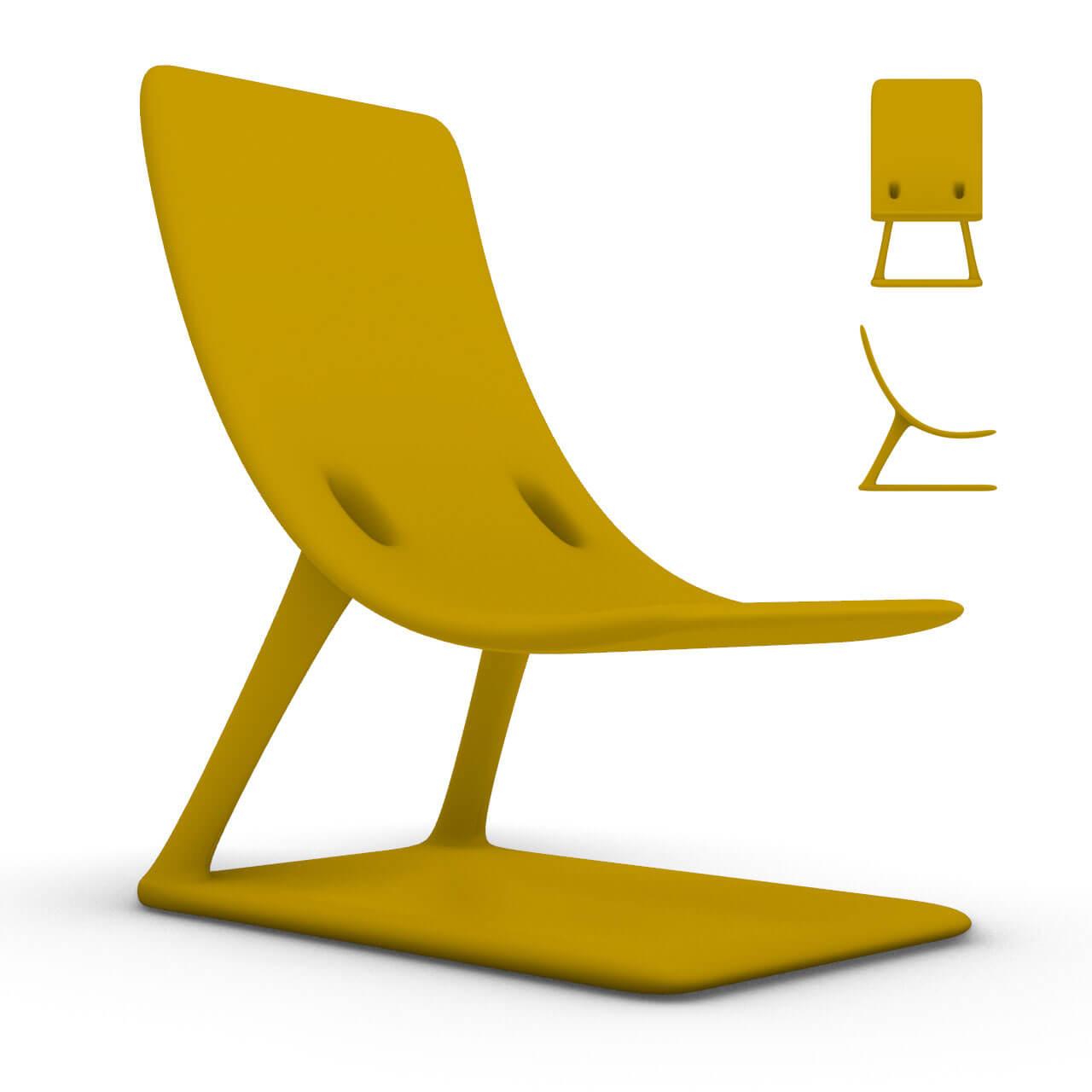 Parametric Chair Weaverbird