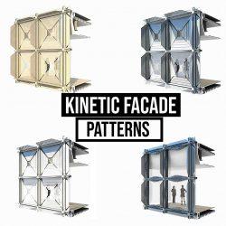 Adaptive Kinetic Patterns