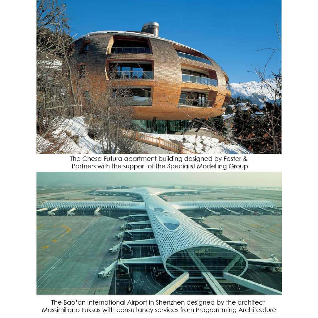 Algorithmic-based Building Information Modelling