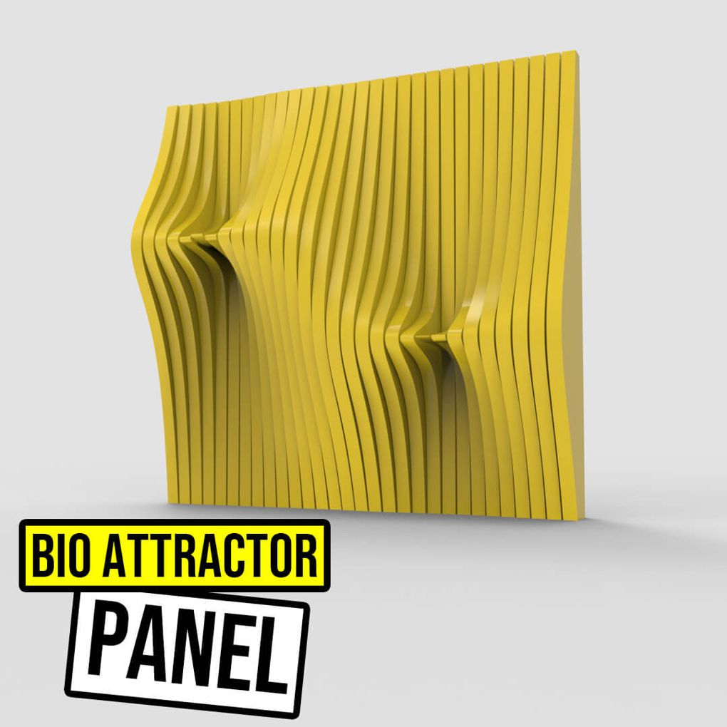 Parametric Wall Attractor