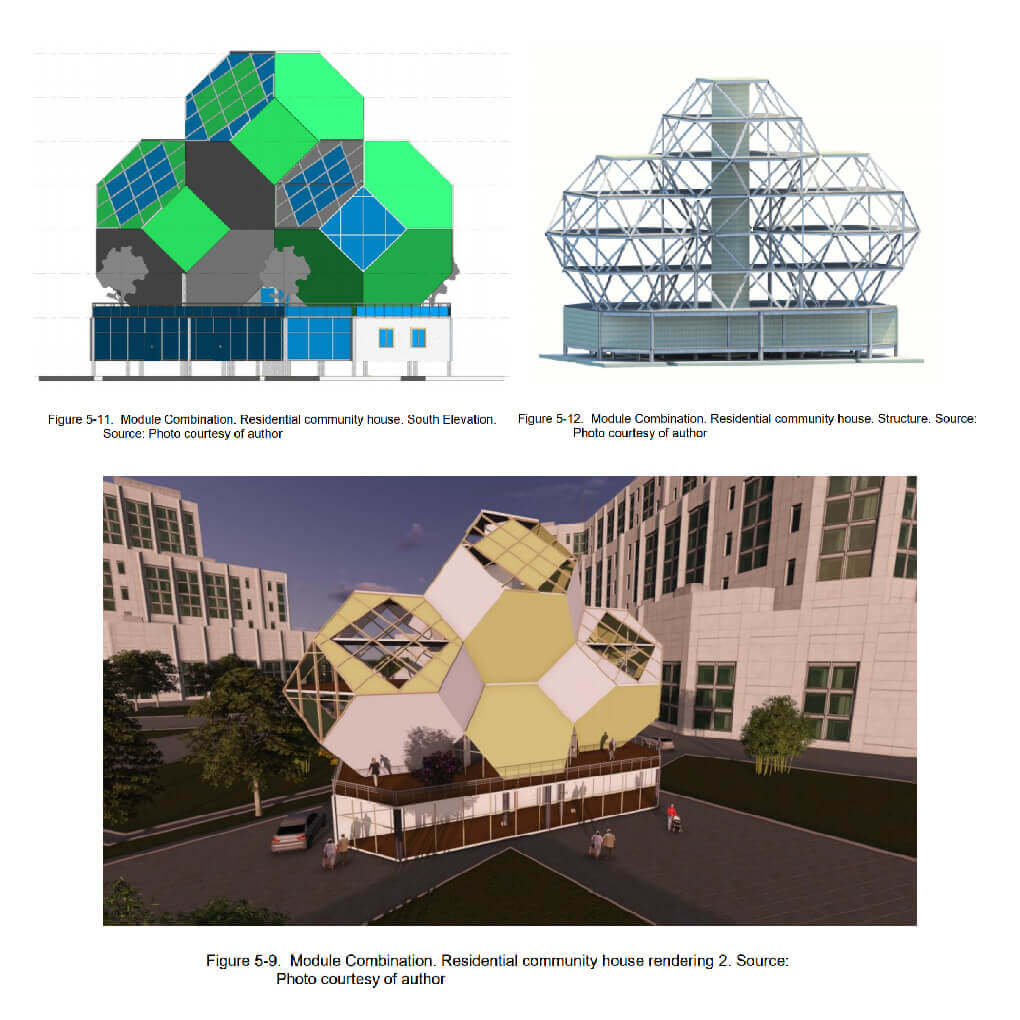 Bionic Patterns In Architecture