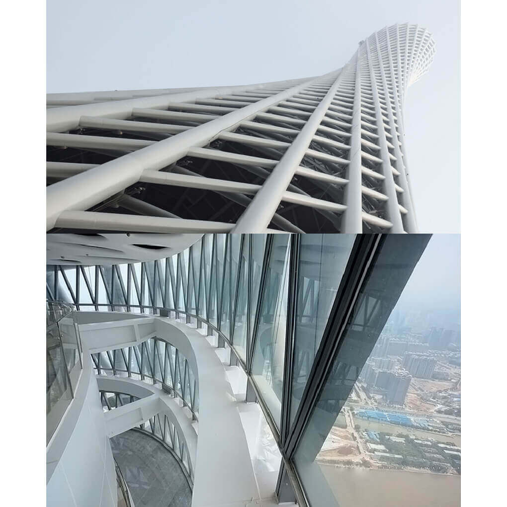 The Canton Tower Building