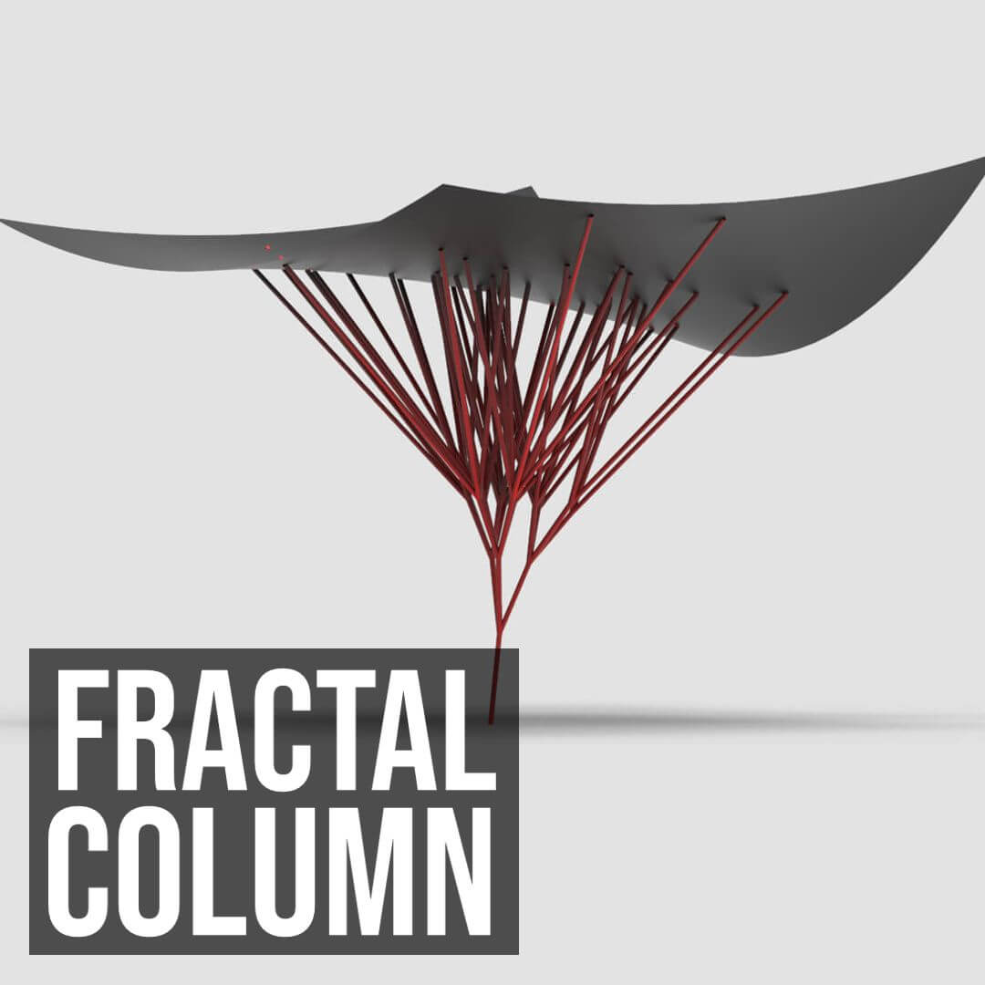 Fractal Column