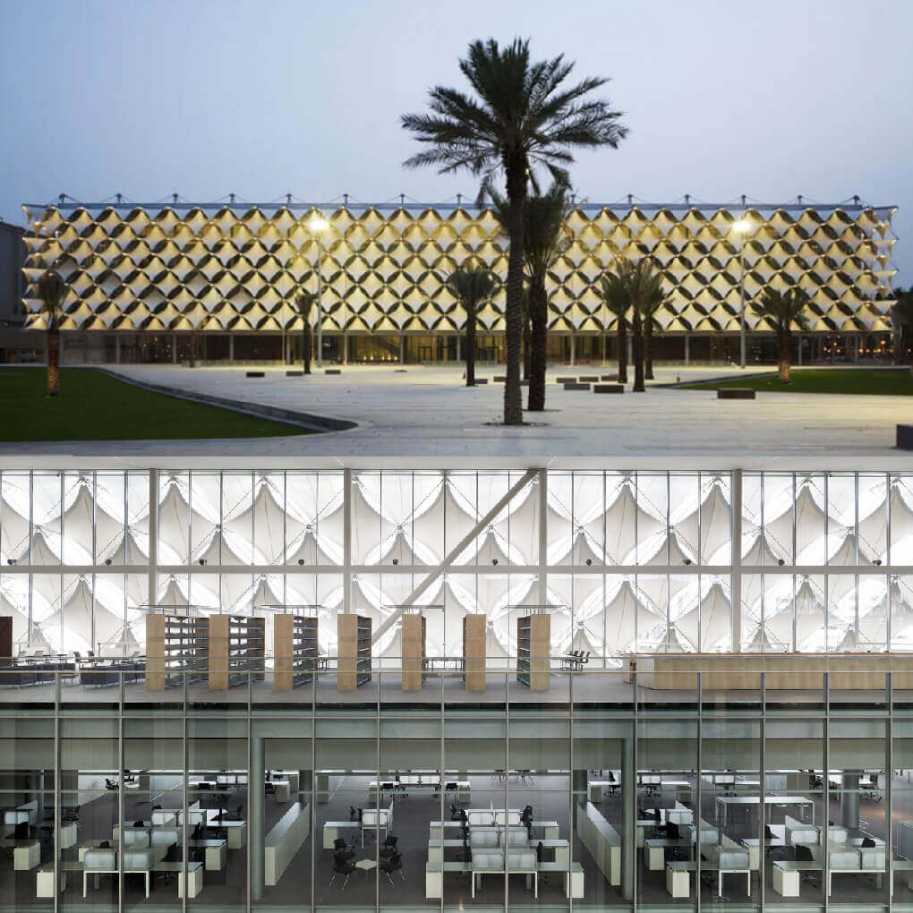 King Fahad National Library