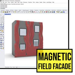 Magnetic Field Facade-500x