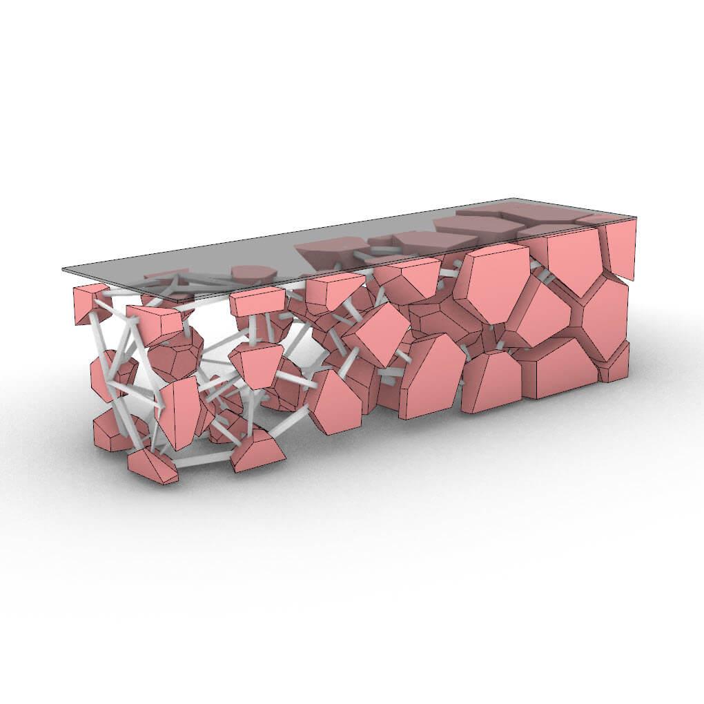 Voronoi Table