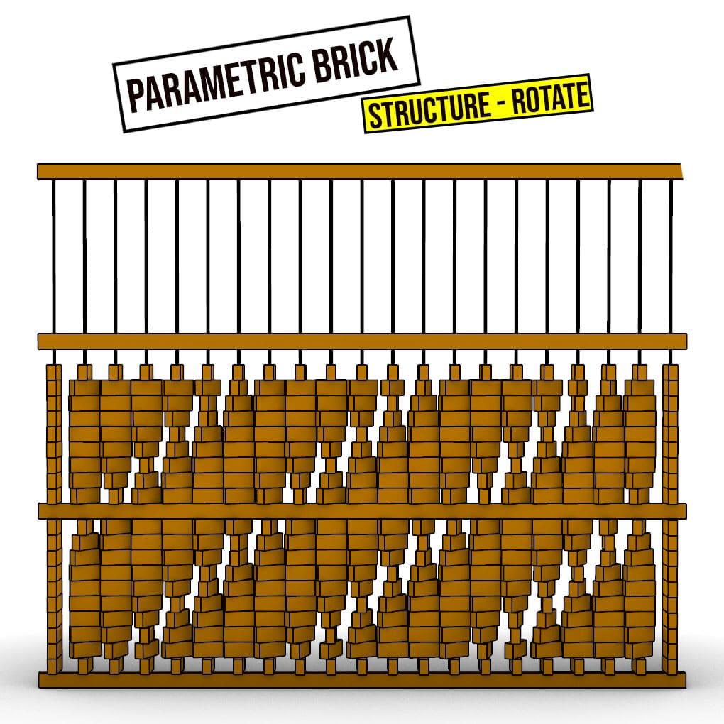 Rotating Bricks