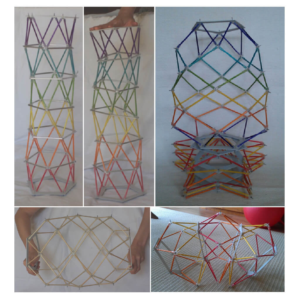 Flexible and Deployable Structure