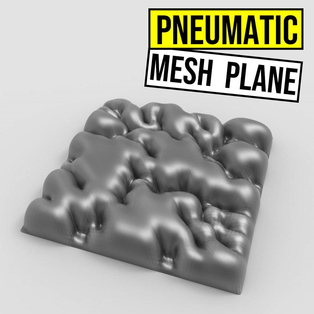 Pneumatic Mesh