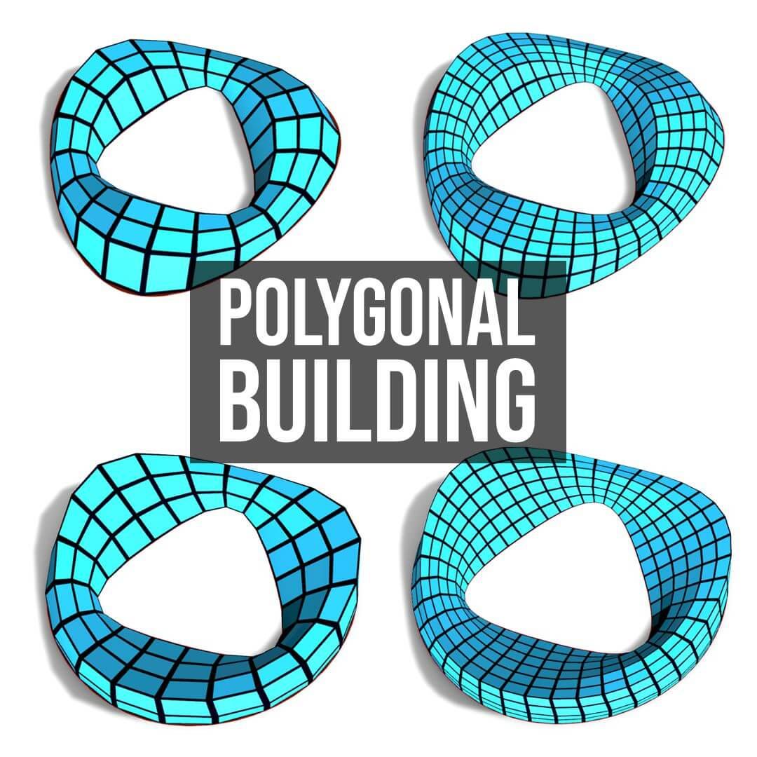 Polygonal Building