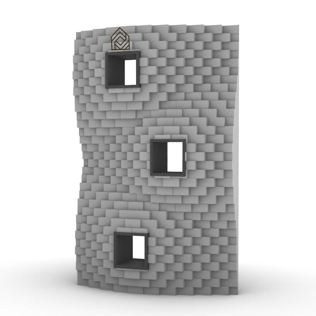 Parametric Brick Facade