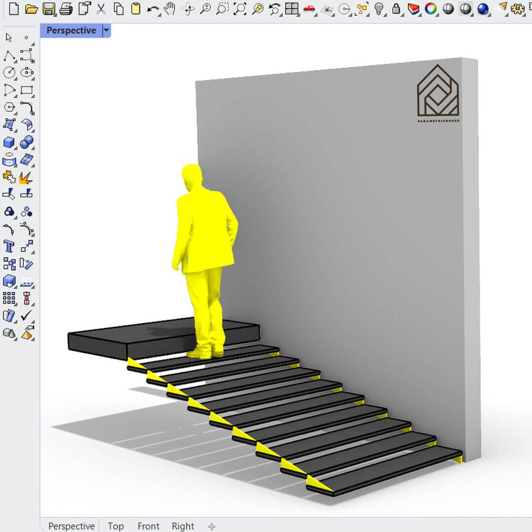 Folding Stair