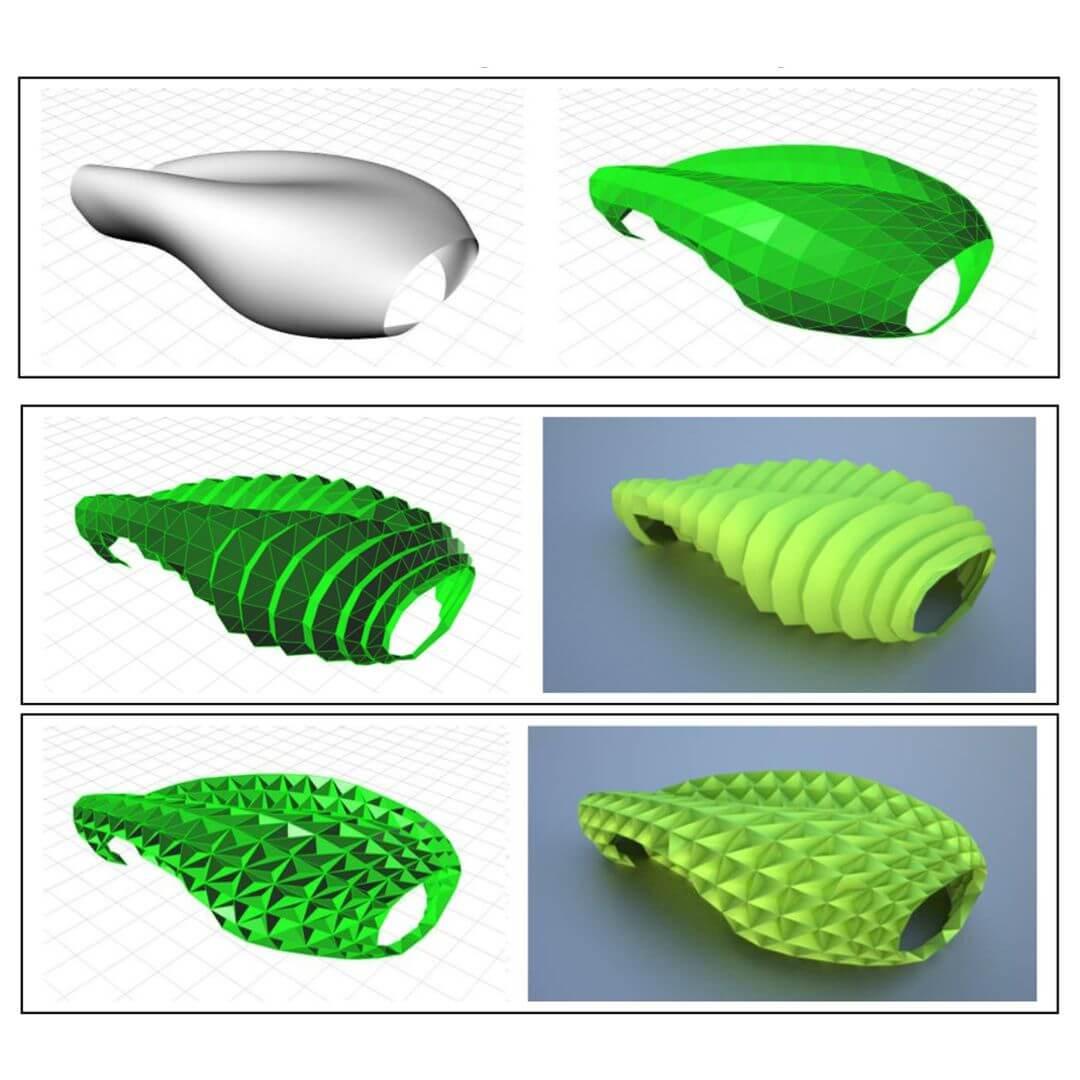 Folded Plate Principles