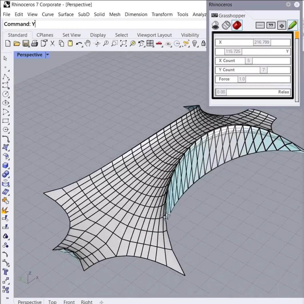 Kangaroo Structure