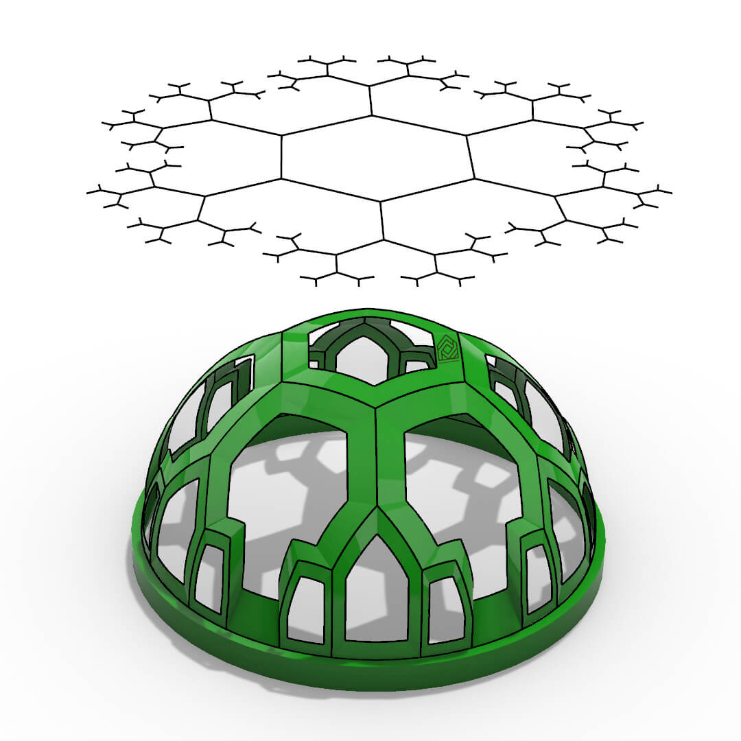 Fractal Dome