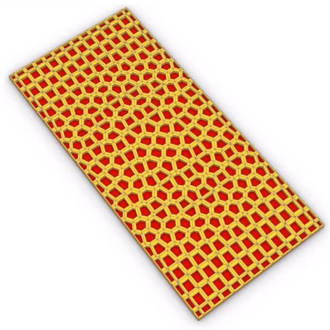 Voronoi Deformation
